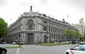 Banco de España. / Foto: es.wikipedia.org
