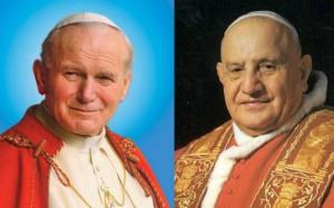 Canonización Juan Pablo II y Juan XXIII