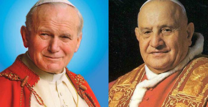 Casi 600 jóvenes españoles partirán en barco hacia Roma para acudir a la canonización de Juan XXIII y Juan Pablo II