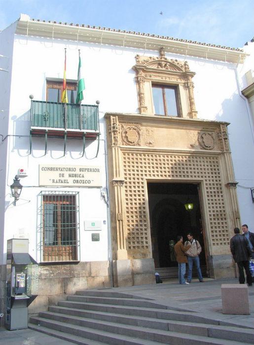 Se celebran las Jornadas de Puertas Abiertas de Flamenco en el Conservatorio Superior de Música de Córdoba