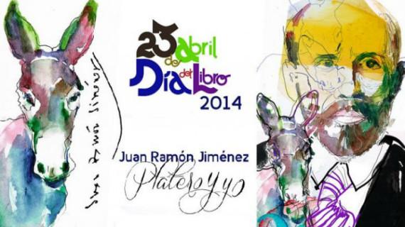 Salamanca rinde homenaje en el Día del Libro a Juan Ramón Jiménez
