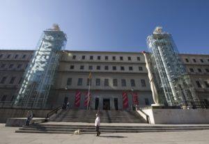 Museo Reina Sofía, entrada principal