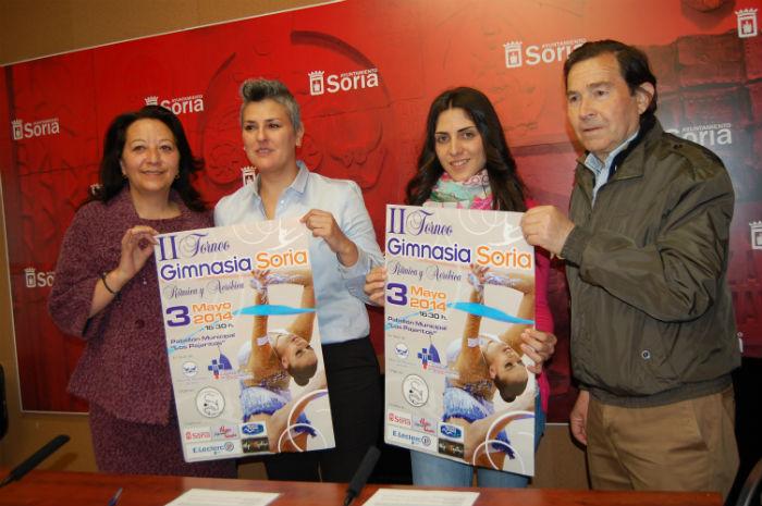 II Torneo de Gimnasia de Soria