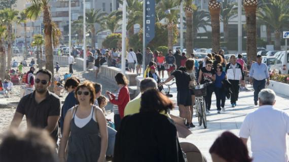Se incrementa un 10% la ocupación turística en Castellón en Semana Santa respecto a 2013