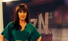 La presentadora de TV Carolina Casado dará los resultados de las votaciones españolas en Eurovisión