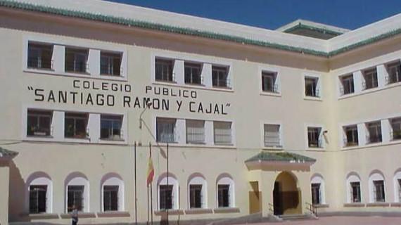 Estudiantes de Ceuta reciben una charla sobre la violencia de género