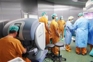 Unidad de Cirugía Endocrina, Bariátrica y Metabólica del Hospital Vall d'Hebron. / Foto: http://www.vhebron.net