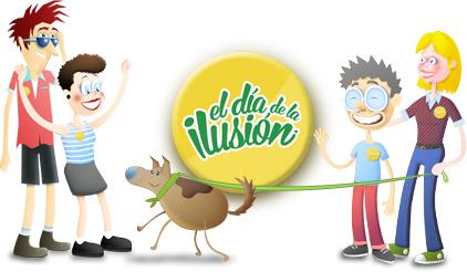 Campaña de la ONCE con motivo del Día de la Ilusión.