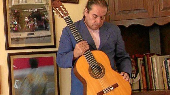 El guitarrista Ramón Macías protagoniza un concierto en la Fundación Antonio Gala para Jóvenes Creadores