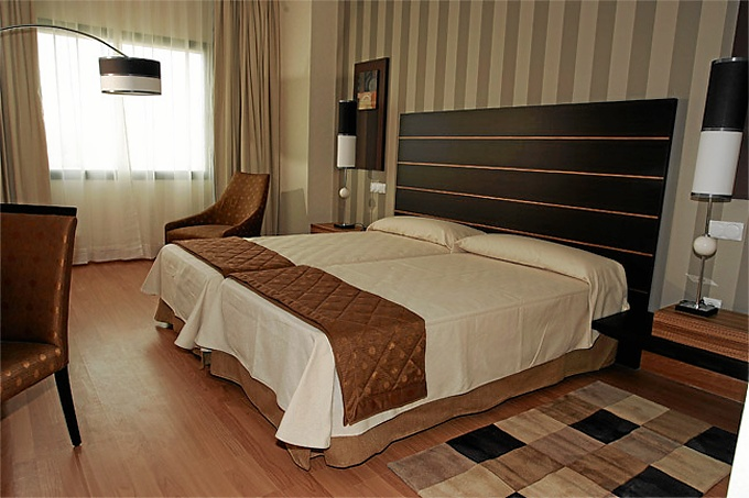Las pernoctaciones hoteleras aumentan en términos interanuales un 1% en el primer trimestre del año