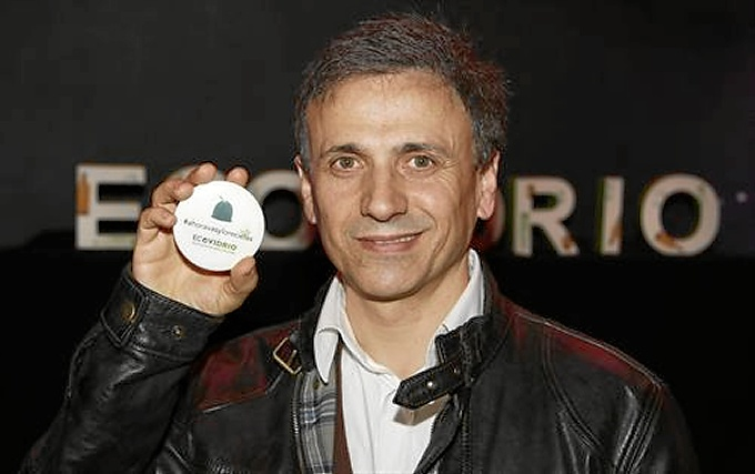 José Mota invita a los españoles a reciclar el vidrio