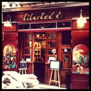 El mítico bar madrileño Libertad 8