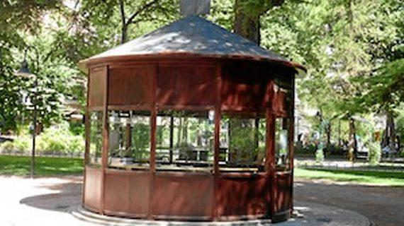 Logroño crea en el Parque del Carmen un espacio para disfrutar de la lectura y la naturaleza
