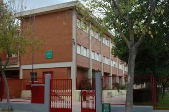 Fachada del centro escolar. / Foto: www.meridadirecto.com