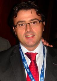 El doctor Pedro J. Delgado.