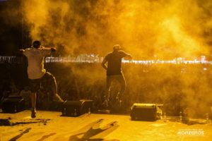 Actuación en una de las anteriores ediciones. / Foto: www.monegrosfestival.com