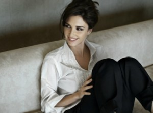 La actriz Paz Vega. / Foto: www.paz-vega.com