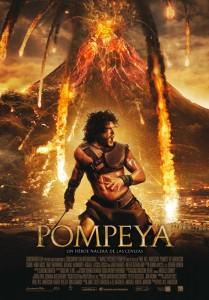 Cartel de 'Pompeya'.