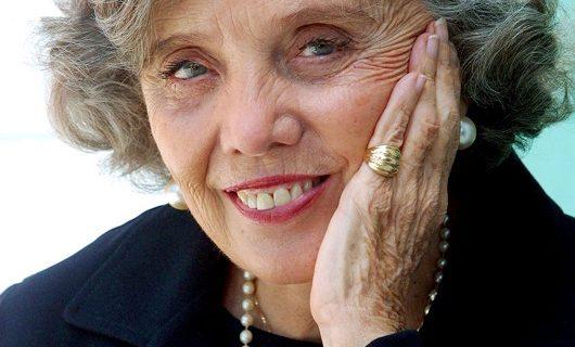Elena Poniatowska recibe el Premio Cervantes de Literatura