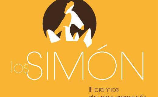 Los Premios Simón del cine aragonés se entregarán el 5 de mayo