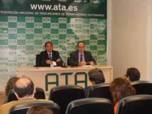Presentación de los datos obtenidos por ATA.