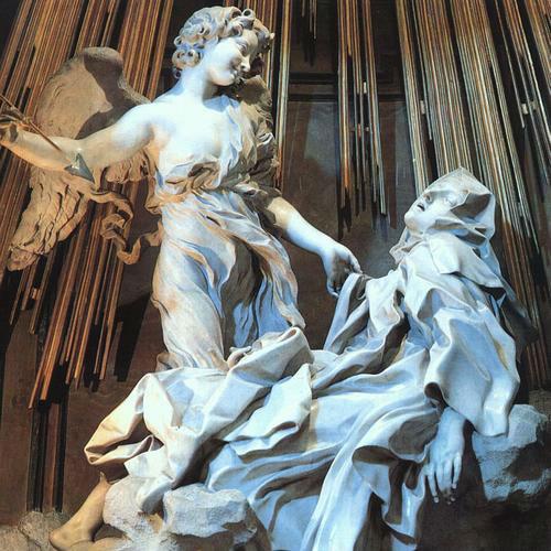 Éxtasis de Santa Teresa de Bernini