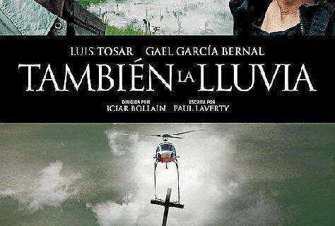 El Ciclo de la Unia 'El cine retrata al cine' proyecta 'También la lluvia' en el Campus Antonio Machado de Baeza