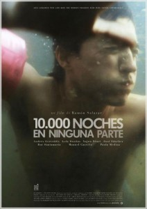 Cartel de '10.000 noches en ninguna'