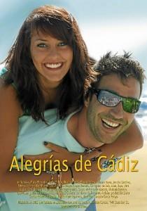 Cartel de 'Alegrías de Cádiz'.