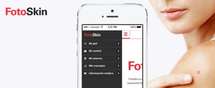 Lanzan una aplicación de móvil gratuita para mejorar el diagnóstico precoz del cáncer de piel