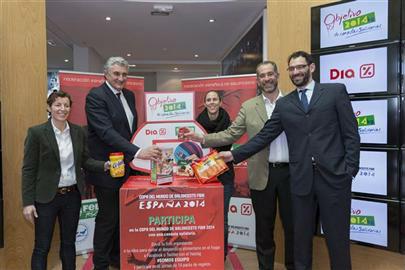 Un proyecto solidario busca obtener 2.014 kilos de alimentos aprovechando el Mundial de Baloncesto