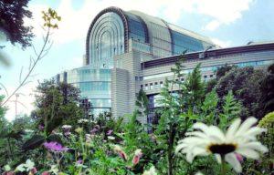 Sede del Parlamento Europeo en Bruselas. / Foto: www.elections2014.eu/es/