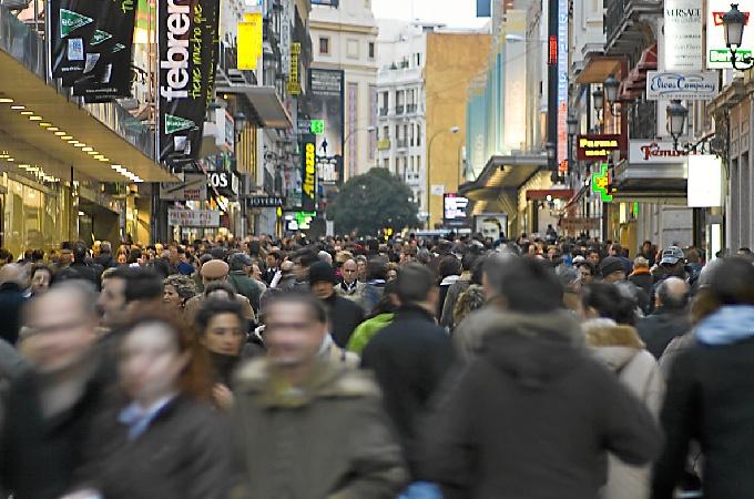 La reactivación económica comienza a ser una realidad. / Foto: commons.wikimedia.org