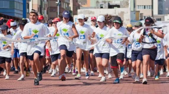 Más de 33.000 niños de 106 colegios de España y Andorra participarán en la Carrera contra el Hambre