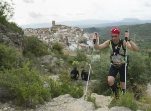 Penyagolosa trails.