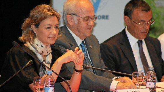 García Tejerina inaugura el XIII Congreso de Regantes comprometiéndose a solucionar la cuestión energética