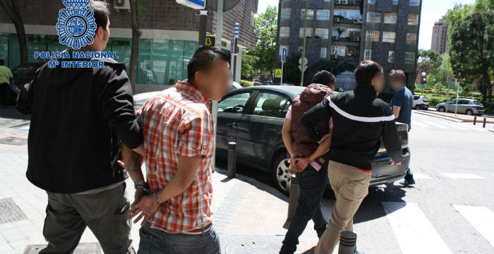 Detenido en Madrid 'El Inválido', uno de los criminales más buscados en Colombia