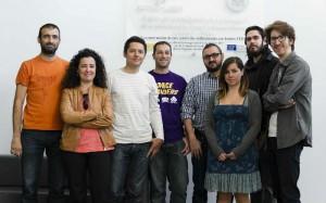 Equipo de investigación del proyecto UGR GeNeura.