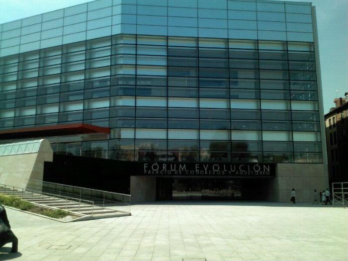 Fórum Evolución de Burgos.