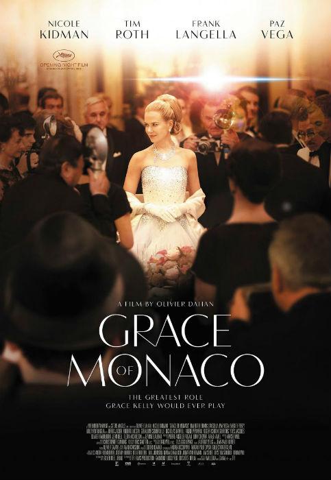 Cartel de 'Grace de Monaco'.