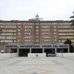 Hospital Virgen del Rocío de Sevilla. / http://www.asanhemo.org