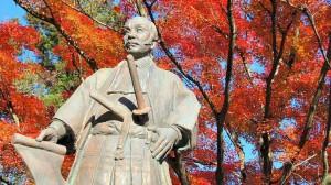El samurái Hasekura Tsunenaga.