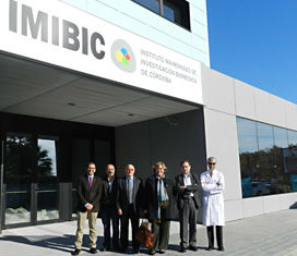 Sede del IMIBIC en Córdoba