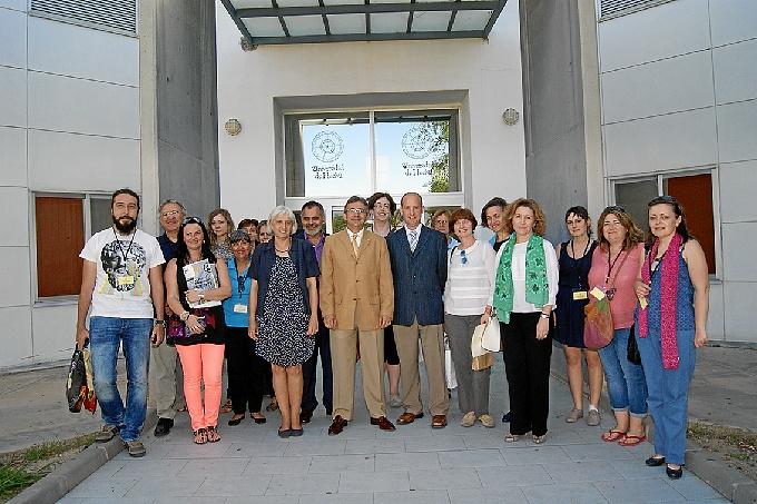 El rector de la UHU ha dado la bienvenida a los participantes en la iniciativa.