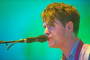 El cantante James Blake. / Foto: it.wikipedia.org