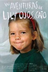Cartel de 'Las aventuras de Lily Ojos de Gato'.