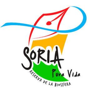 Logotipo de Soria Reserva de la Biosfera.
