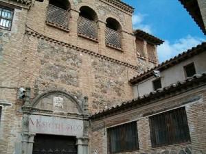 Museo de El Greco en Toledo.