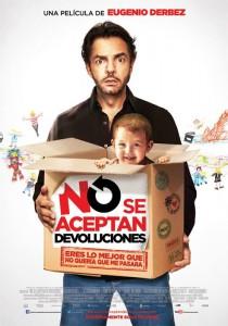 Cartel de 'No se aceptan devoluciones'.
