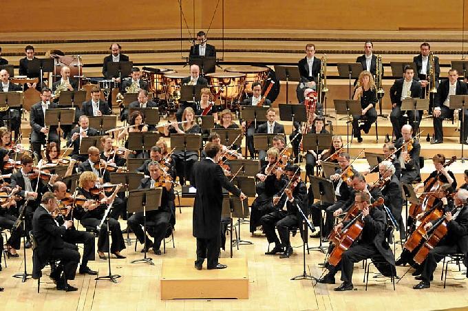 Orquesta Sinfónica de Barcelona. / Foto: www.obc.cat/
